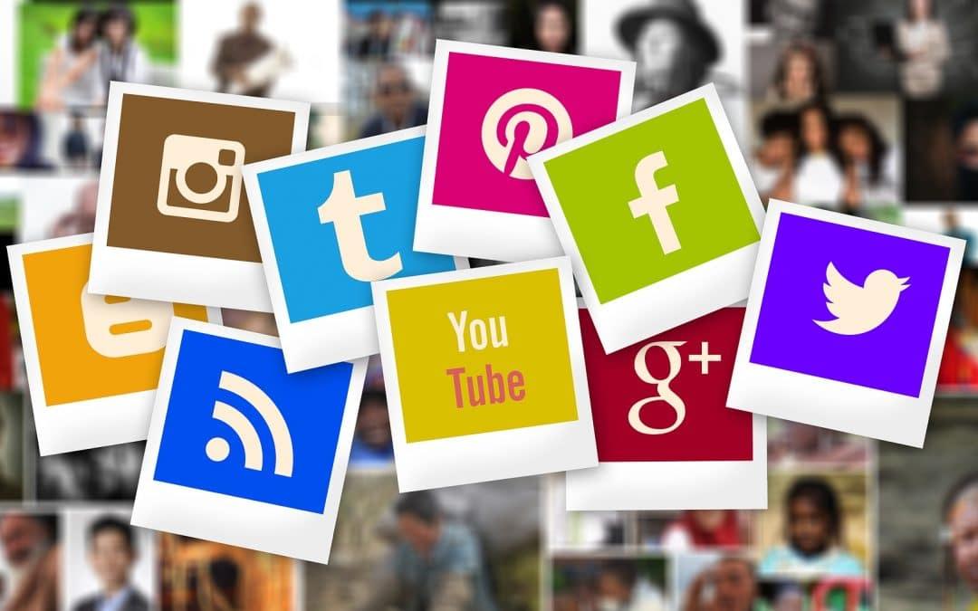 redes sociales 5 errores