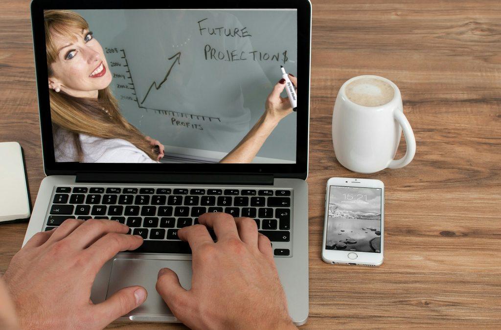 crear vídeos para contenido online